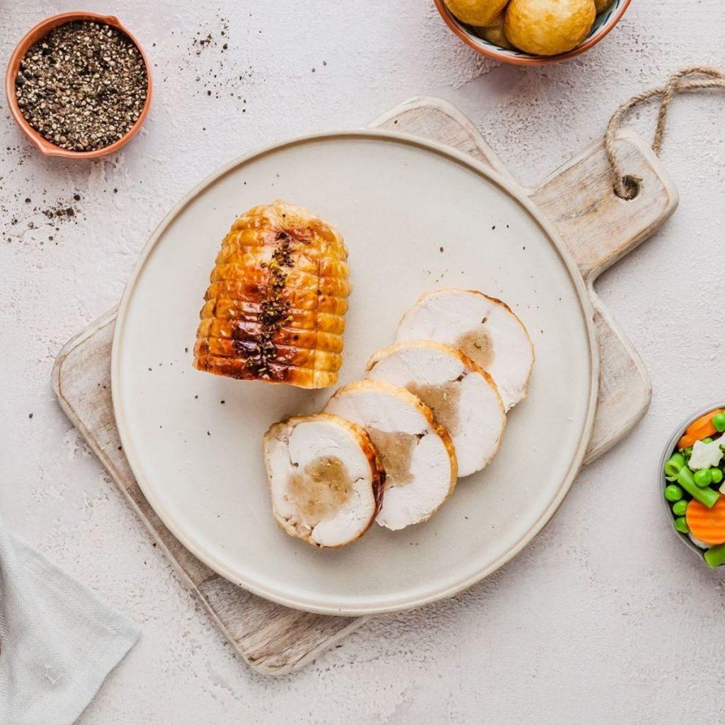 Lenard's Honey & Macadamia Chicken Roll